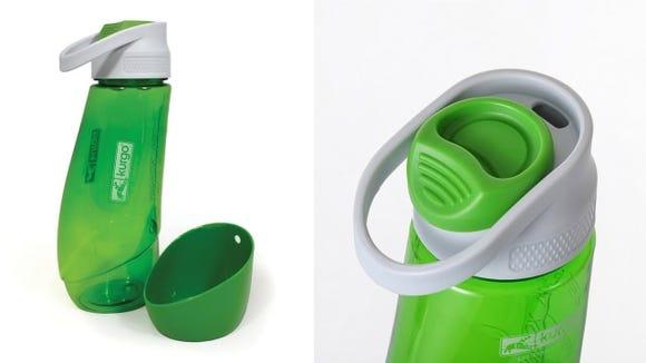 Kurgo Gourd Dog Water Bottle