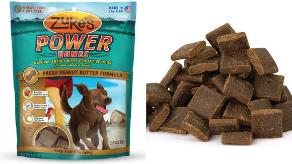 Zuke's Powerbones Dog Treats
