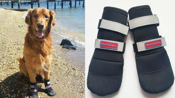 Bark Brite Dog Shoes