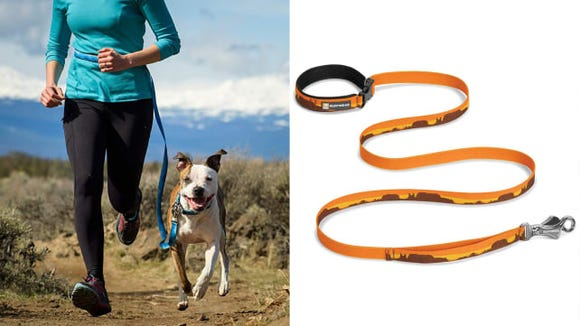 Your dog stays safe while your hands stay free.