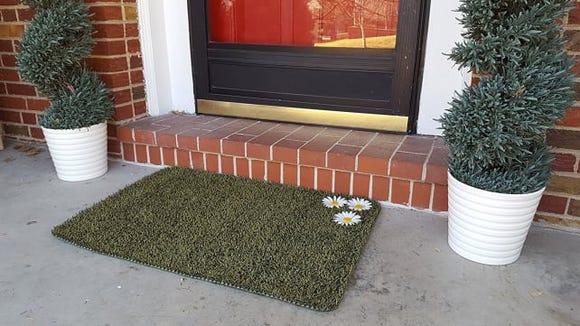 GrassWorx Daisy Doormat