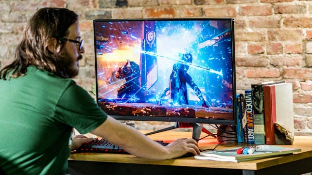 The Best 32-inch Gaming Monitors of 2018