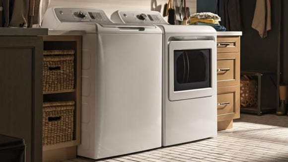 GE GTW680BSJWS Top Load Washer
