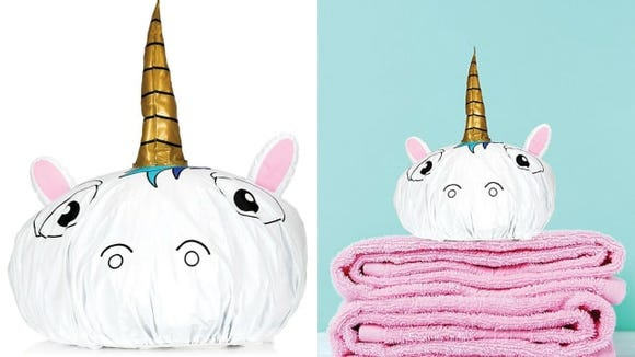 Unicorn Shower Cap