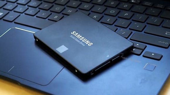 The Samsung 860 EVO is the best laptop we tested under $100.