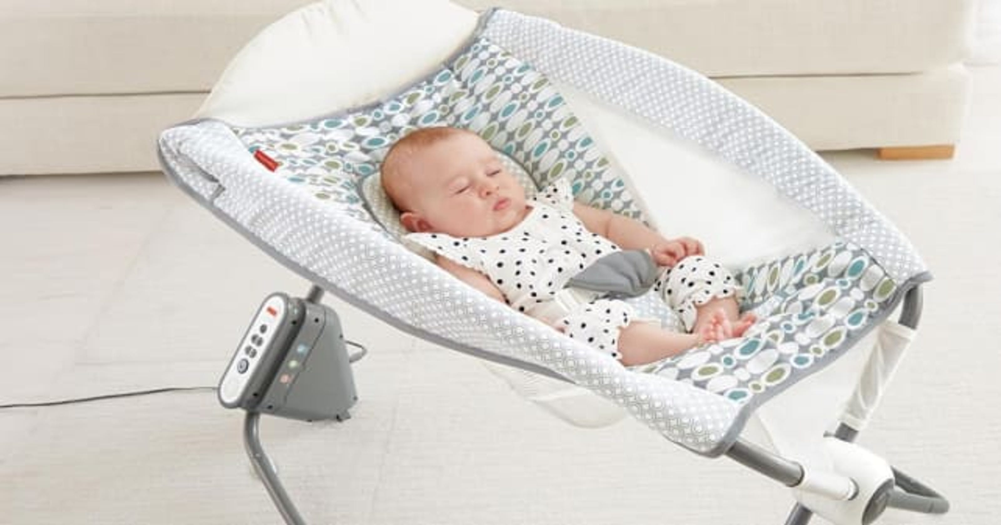 Fisher-Price Rock 'N Play Recall: How to get a refund or voucher