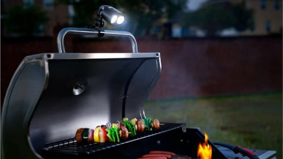 Zeust Barbecue Grill Light