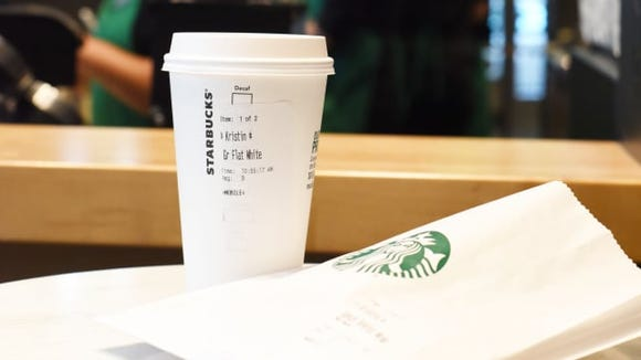 Starbucks Reorder Amazon Echo