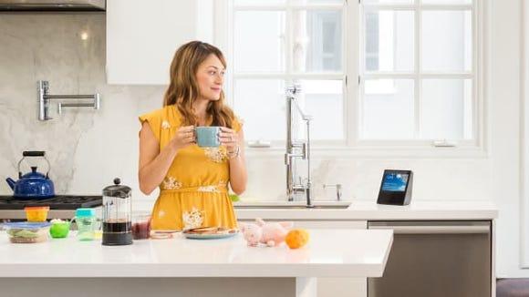 Amazon Show Kitchen