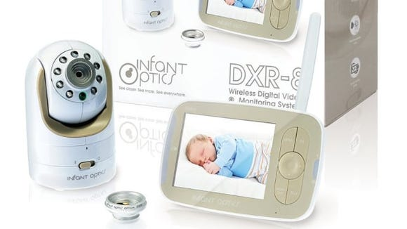Keep an eye on your baby with this top-rated video monitor.