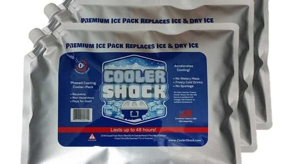 These ice packs are arguably the best out there.