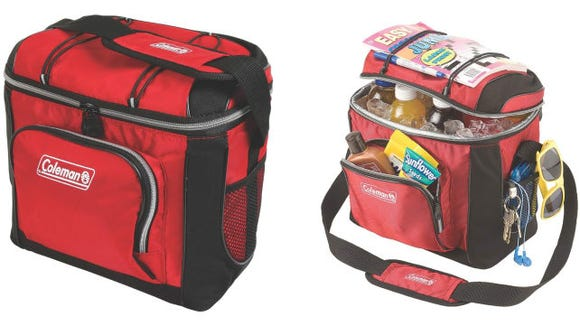 Many reviewers use this bad boy as a lunch box.