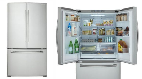 Samsung French Door Fridge