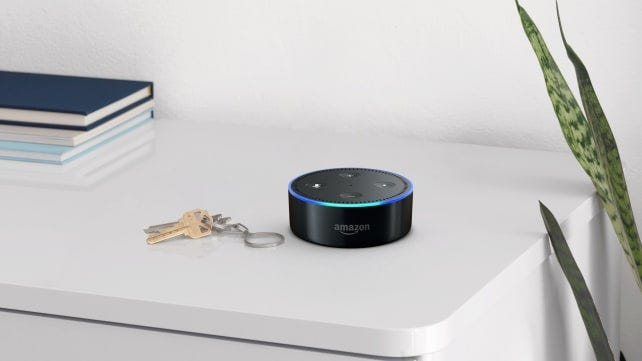Don't stand between reviewers and their Echo Dots.