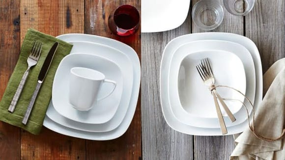 Modern 16-Piece Dinnerware Set