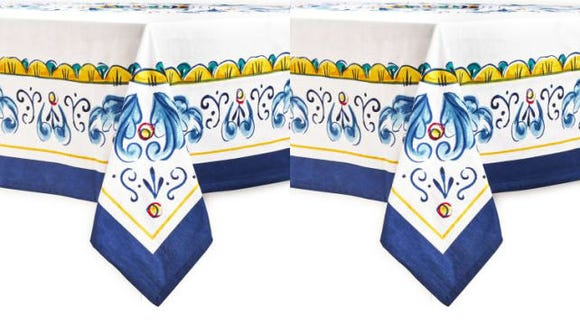 Positano Tablecloth