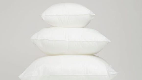 Foamily Premium Hypoallergenic Stuffer Pillow