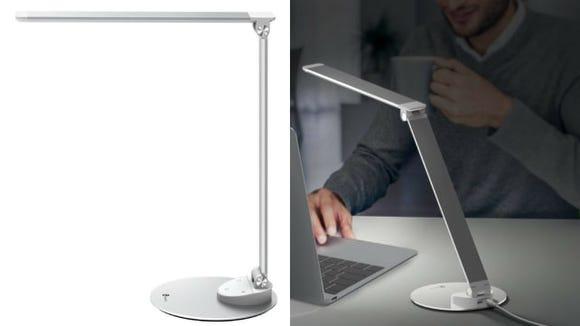 Flat Desk Lamp