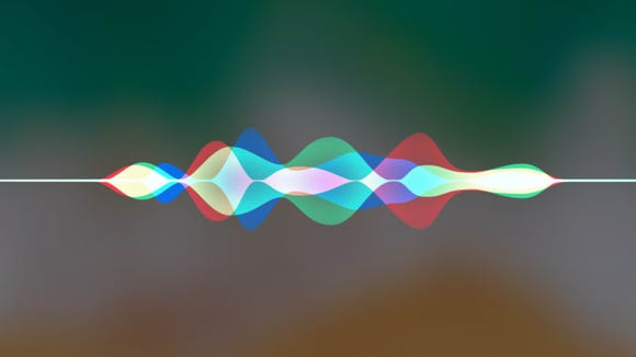 Siri Voice Assistant by Apple