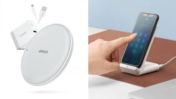 Anker PowerWave Fast Wireless Charger Pad