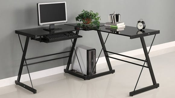 You'll actually want to work if you have this cool desk.