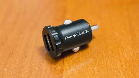 RAVPower Mini Dual USB Car Charger