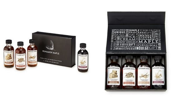 Maple Syrup Set