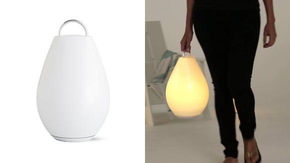 Luau Portable LED Lamp