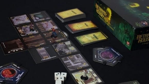 This creepy cooperative game gets top marks from reviewers.