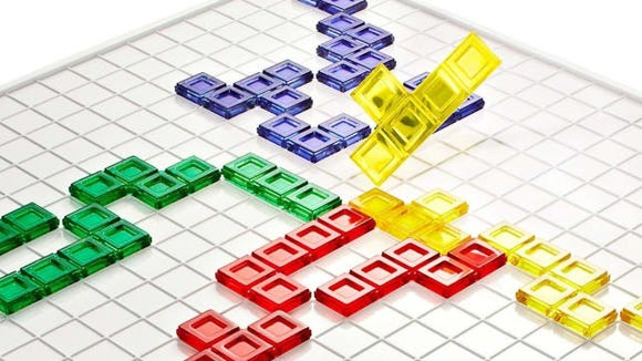 Race to capture the most space with your blocks.