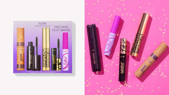 Tarte Mascaras Most-Wanted Mini Mascara Set