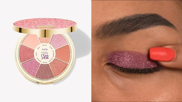 Tarte Rainforest of the Sea Sizzle Eyeshadow Palette