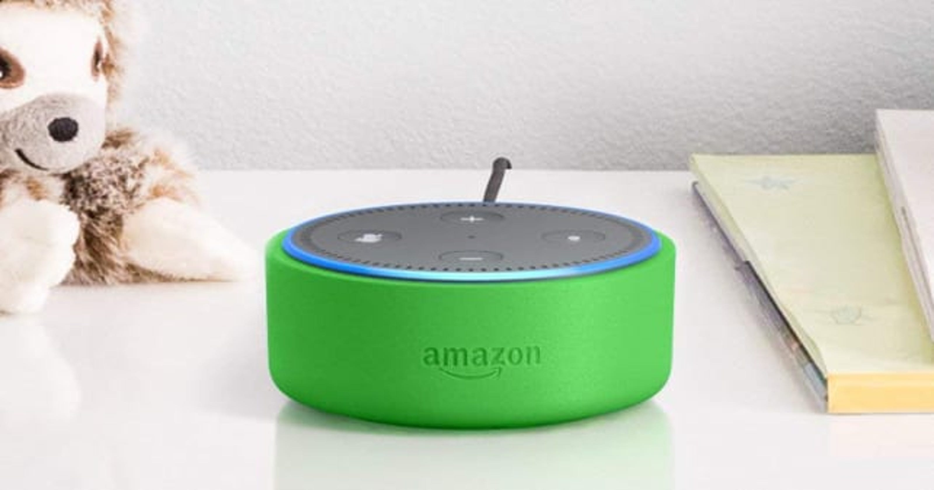 alexa goes to college echo dots pop up on campus at. Black Bedroom Furniture Sets. Home Design Ideas