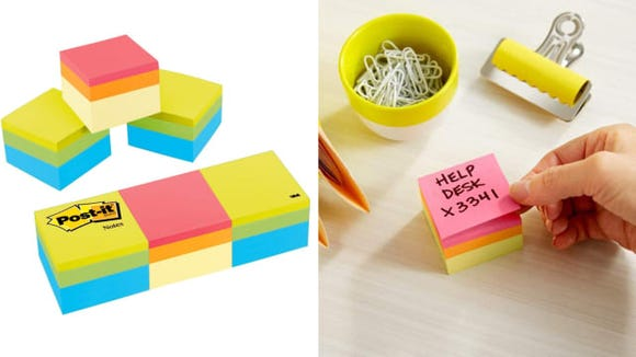 Post-It Notes Cube