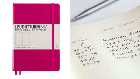 Leuchtturm1917 Hardcover Dotted Journal