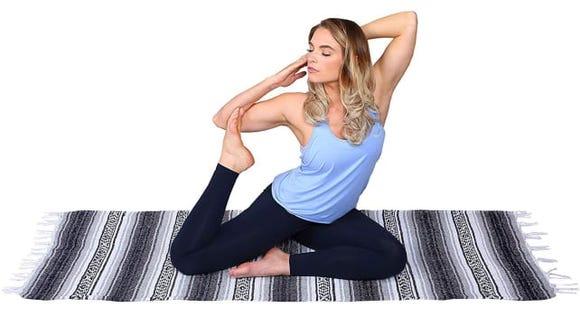 El Paso Designs Yoga Blanket