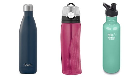 Some of the best water bottle options around.