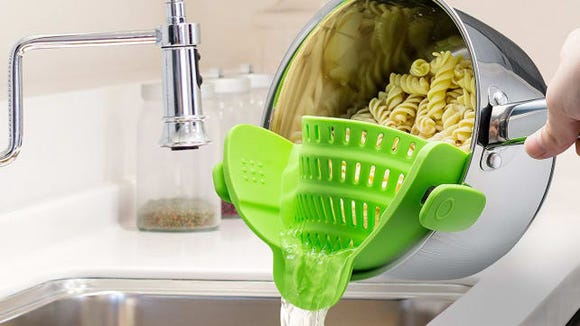 Making pasta has never been easier.