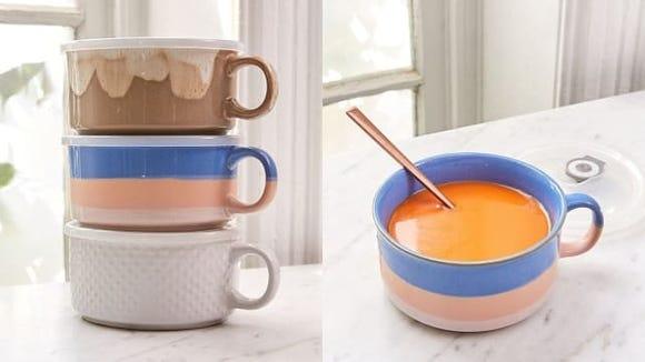 Urban Outfitters Soup Mug