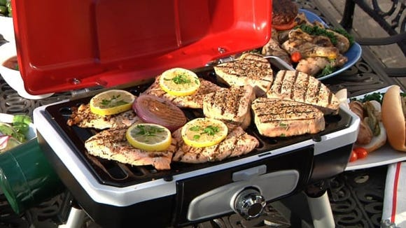 Tailgating Portable Grill