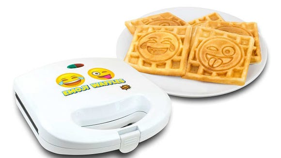 You'll be ROFLOL-ing over these waffles.
