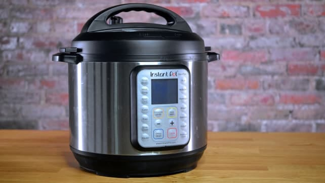 Cyber Monday 2020: Get every appliance your kitchen needs in one device with the Instant Pot 9-in-1 Duo Plus.