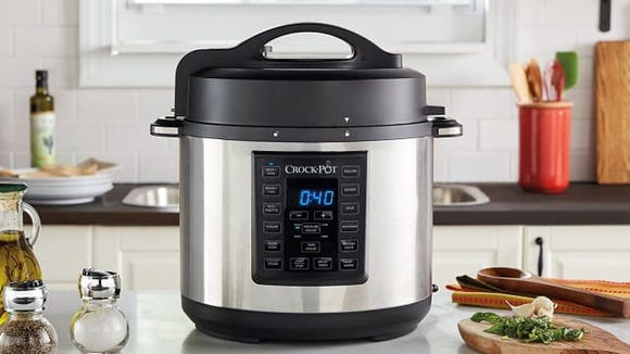 Crock-Pot Express Crock Electric Pressure Cooker