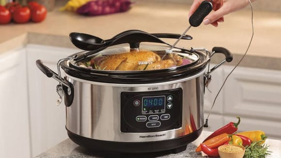 Hamilton Beach Slow Cooker