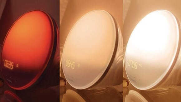 Philips Wake-Up Alarm Clock Light