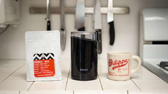 Krups Fast Touch Electric Coffee and Spice Grinder