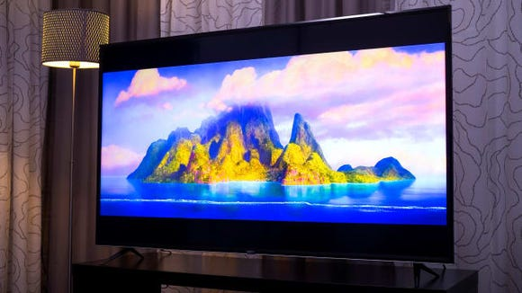 A great TV at a reasonable price.