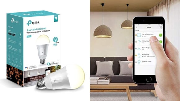 You'll feel more sophisticated controlling your lights from your phone.