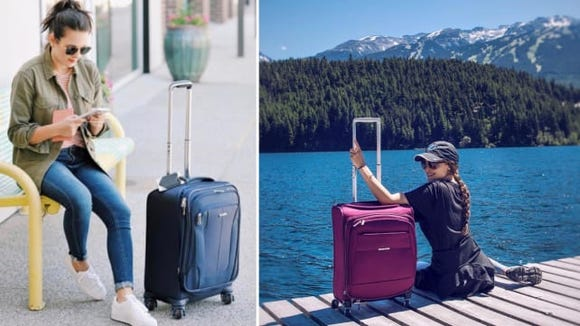 The best gifts for travelers - carry-on luggage