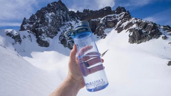The best gifts for travelers - water bottle